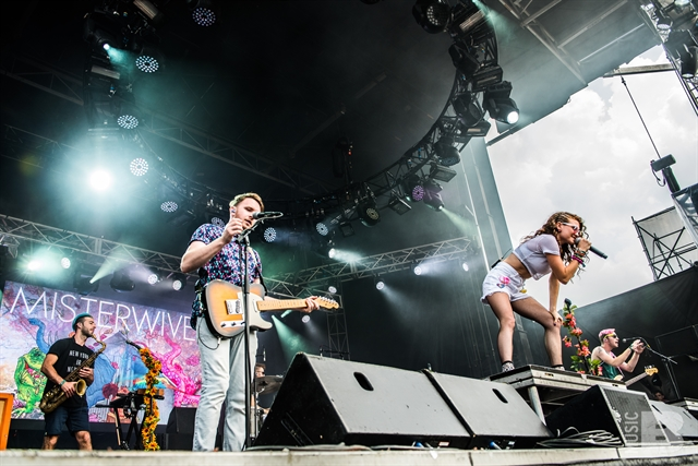 MisterWives - Governors Ball