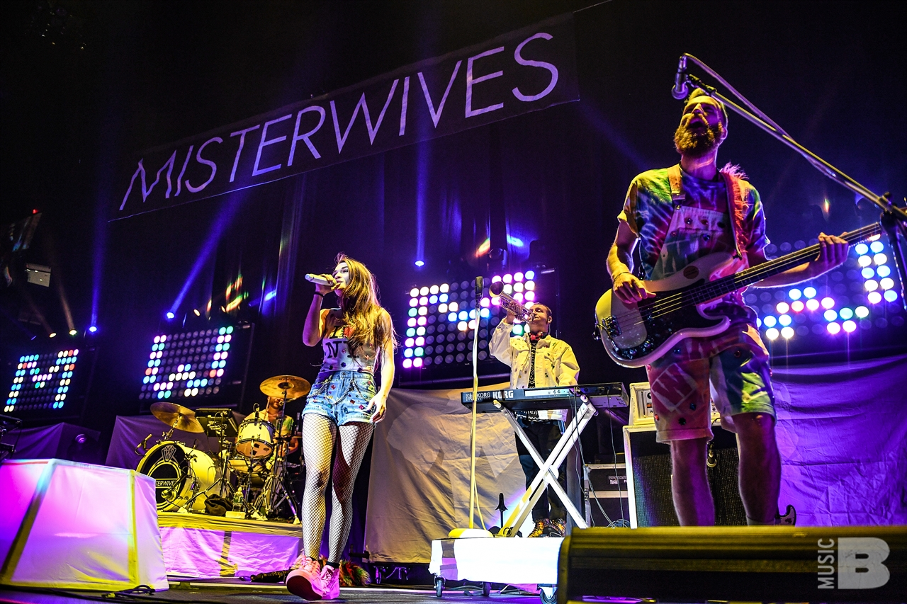 MisterWives - Madison Square Garden