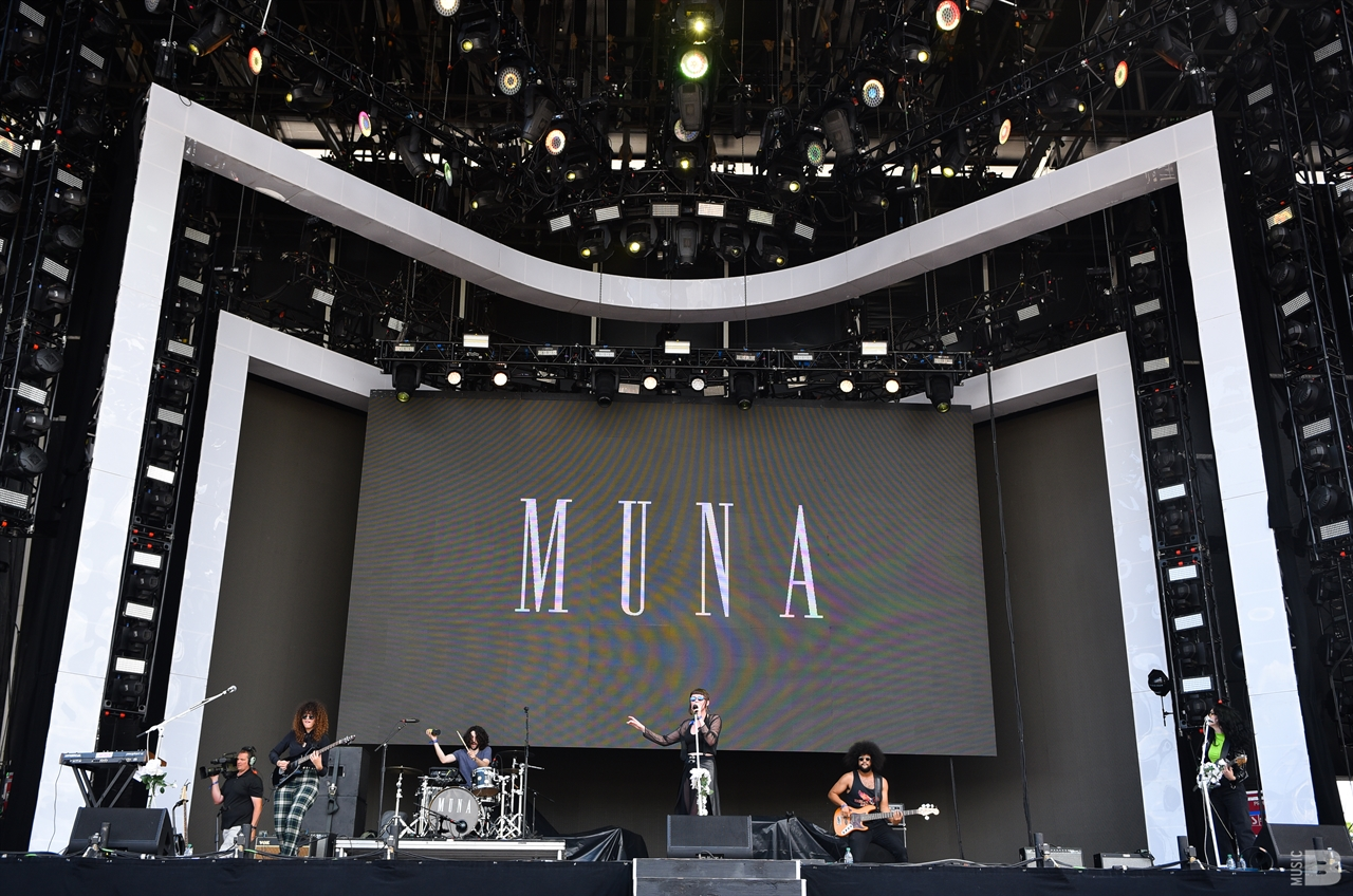 MUNA - Governors Ball