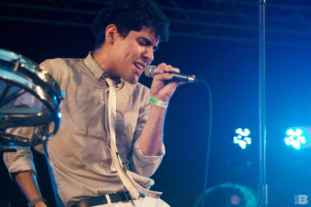 Neon Indian - East River Amphitheater
