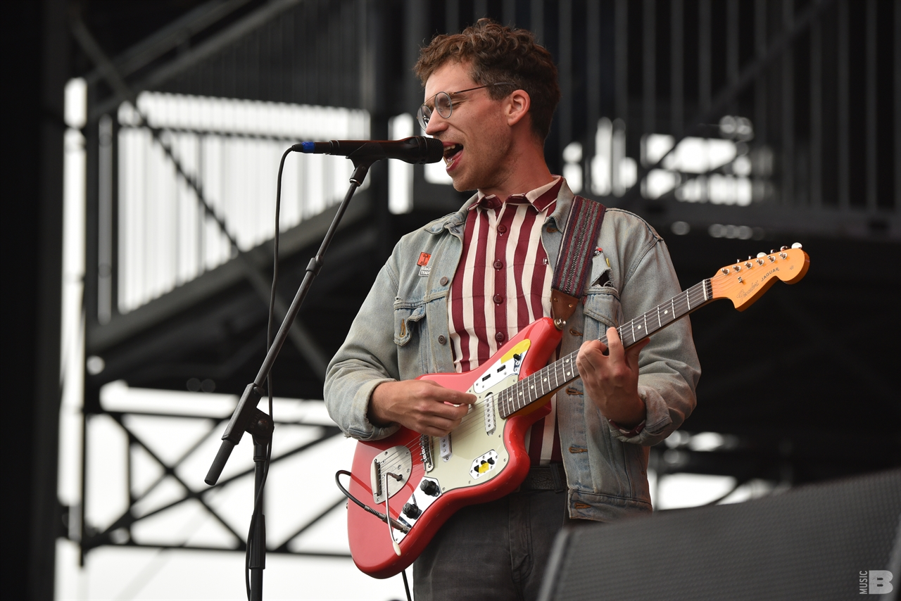 Parquet Courts - Governors Ball