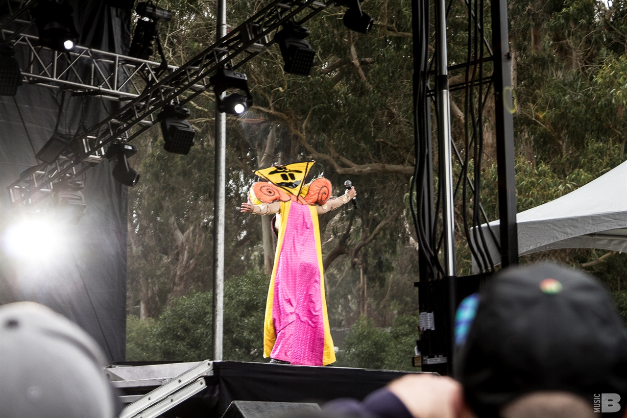 Peaches - Outside Lands