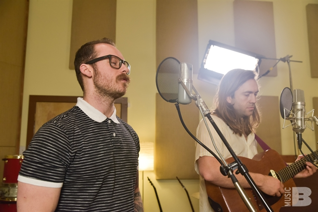Penny and Sparrow - EAR Studio Austin