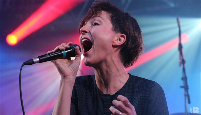 Polica - Bonnaroo Music and Arts Festival