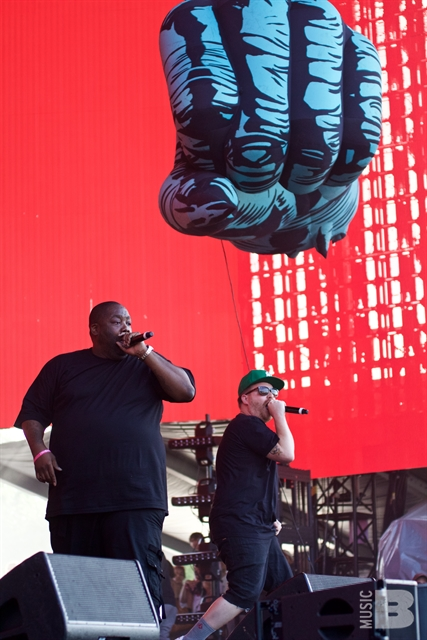 Run the Jewels - Panorama Music and Arts Festival