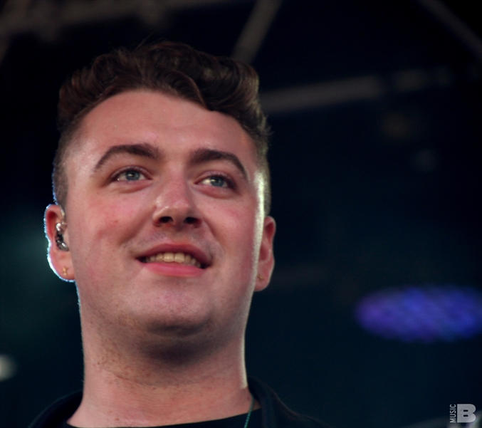 Sam Smith - Treasure Island Fesival