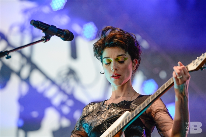 St. Vincent - Governors Ball