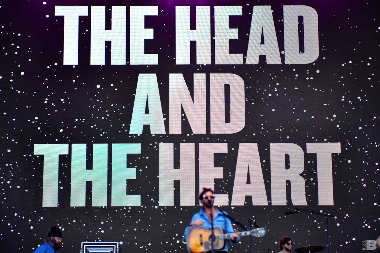 The Head and The Heart - Governors Ball