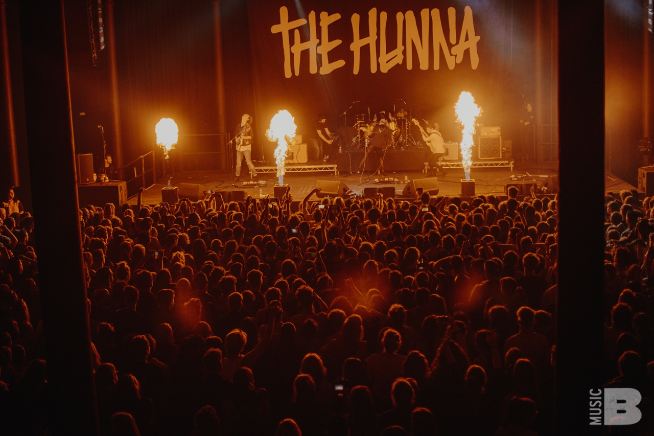 The Hunna - Roundhouse