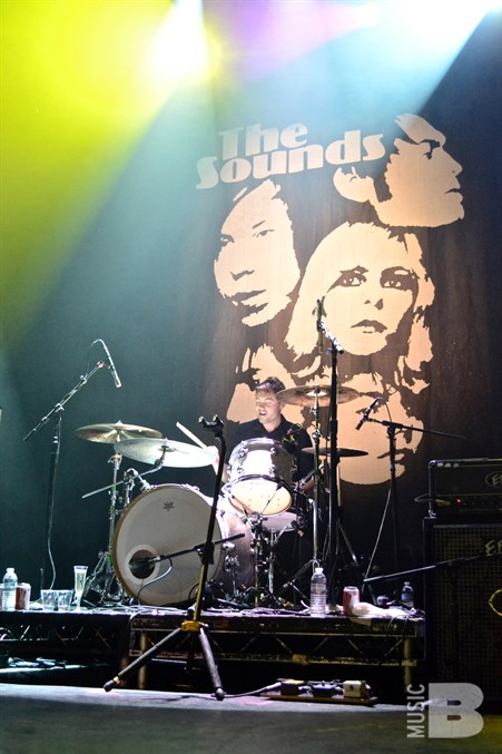 The Sounds - Webster Hall