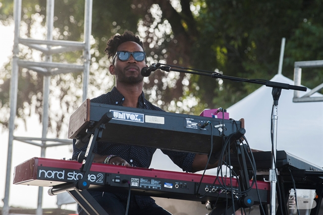 Unknown Mortal Orchestra - Austin City Limits