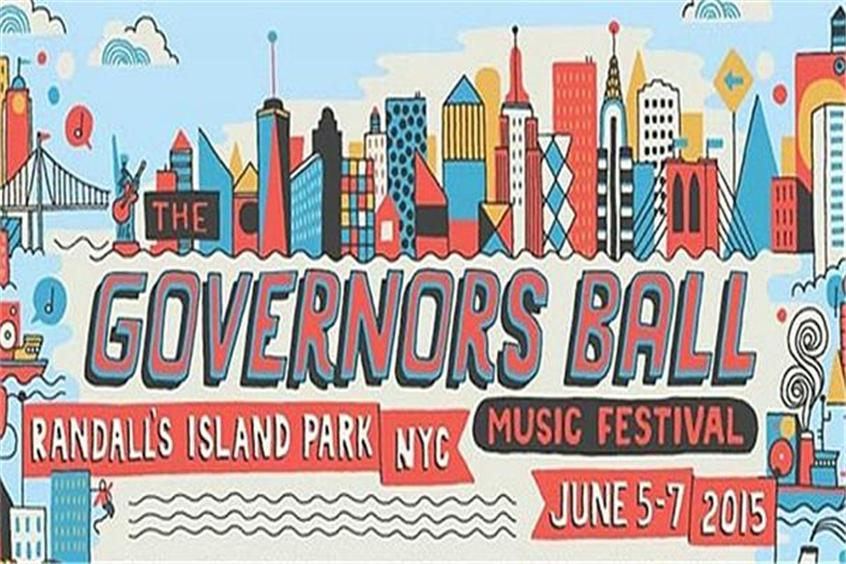 Governors Ball 2015 Lineup Announced