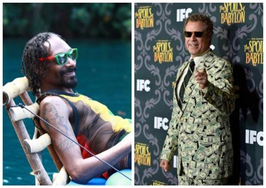 Will Ferrell and Snoop Talk Cowbell Collab on Reddit