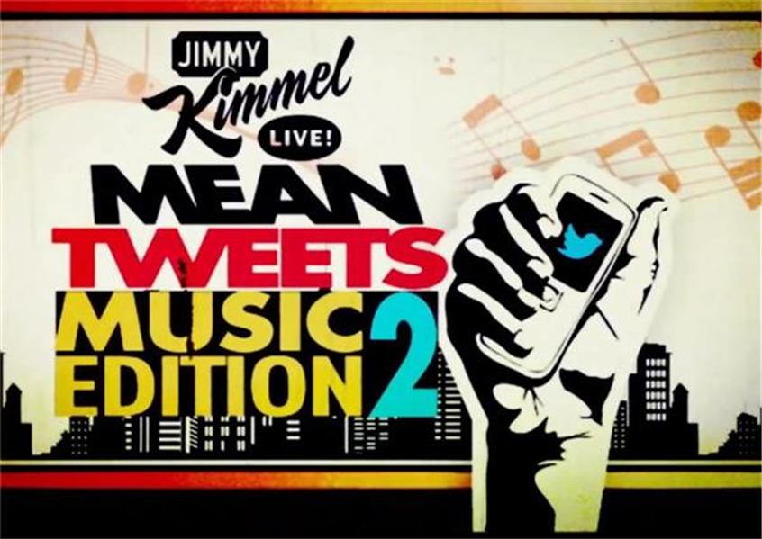 Watch Jimmy Kimmel's Mean Tweets Music Edition Part Two