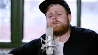 Tom Walker live at Baeble HQ
