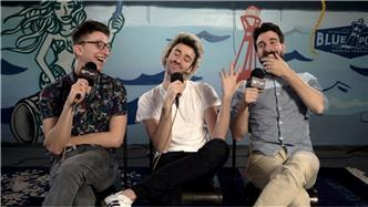 AJR  live at Baeble HQ