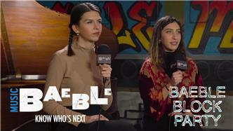 Baeble Block Party live at Baeble HQ