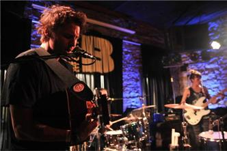 Ben Howard live at The Launch Pad