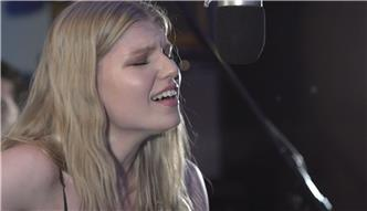 Brynn Elliott live at Atlantic Records Recording Studio