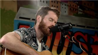 Ciaran Lavery live at Baeble HQ