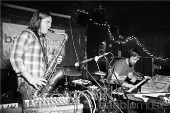 Dosh live at The Scoot Inn