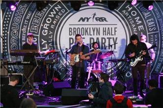 Gospels live at Brooklyn Bridge Park