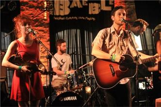 Great Lake Swimmers live at The Launch Pad