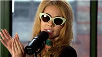Haley Reinhart live at Baeble HQ