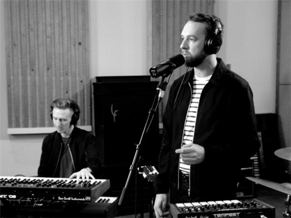 HONNE at EAR Studio Austin