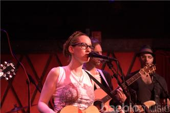 Ingrid Michaelson live at Rockwood Music Hall