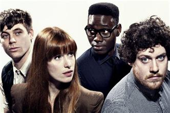 Metronomy live at Atlantic Records Recording Studio