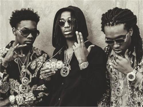 Migos on Baeble Music
