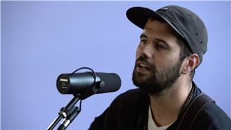 Nick Mulvey live at Baeble HQ