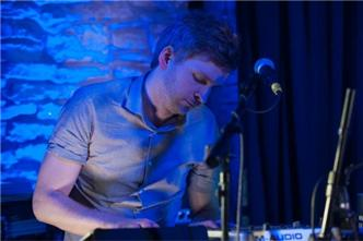 Olafur Arnalds live at The Launch Pad