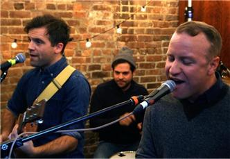 Panama Wedding live at Baeble HQ