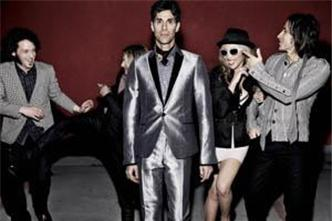 Perry Farrell & Satellite Party live at The Artist's Lounge