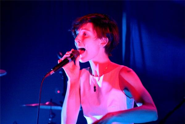 Polica at Music Hall of Williamsburg