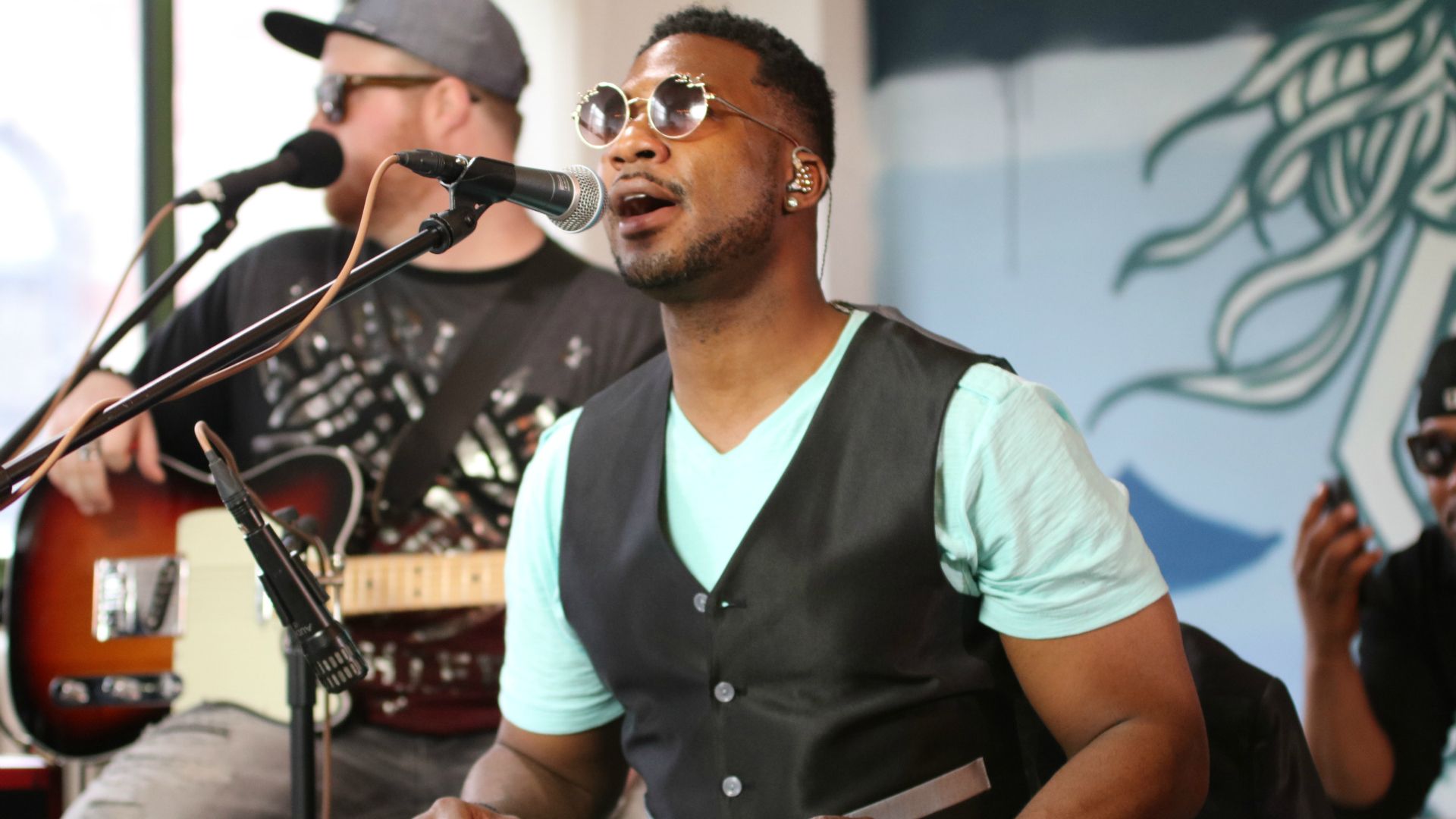 Robert Randolph and the Family Band at Baeble HQ