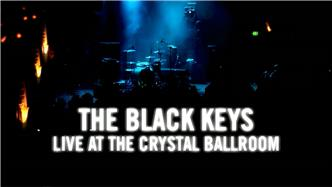 The Black Keys live at Crystal Ballroom