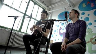 The Boxer Rebellion live at Baeble HQ