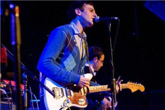 The Pains of Being Pure at Heart live at Music Hall of Williamsburg