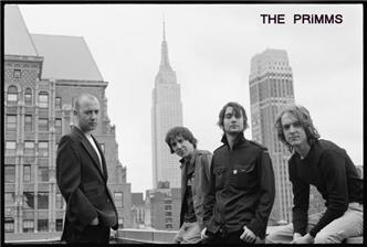 The PRiMMS live at The Knitting Factory