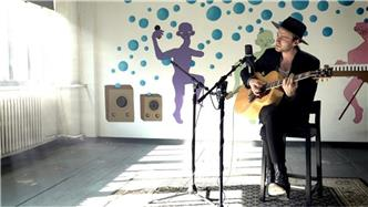 The Veils live at Baeble HQ