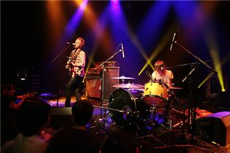Two Gallants live at The Green Room