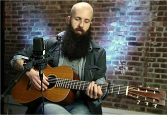 William Fitzsimmons live at Baeble HQ