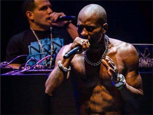 DMX is Back