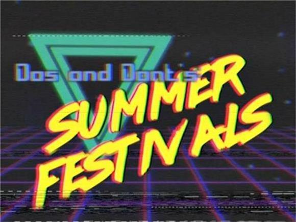 THROWBACK THURSDAY: The Do's and Dont's of Music Festivals