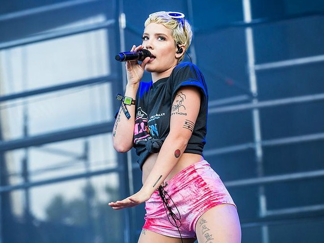 Halsey Takes Firefly Festival To Trial For Its Lack Of Women Artists