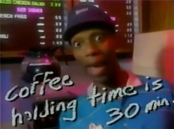 Wendy's Hot Drinks Employee Training Video Will Really Get You Goin'