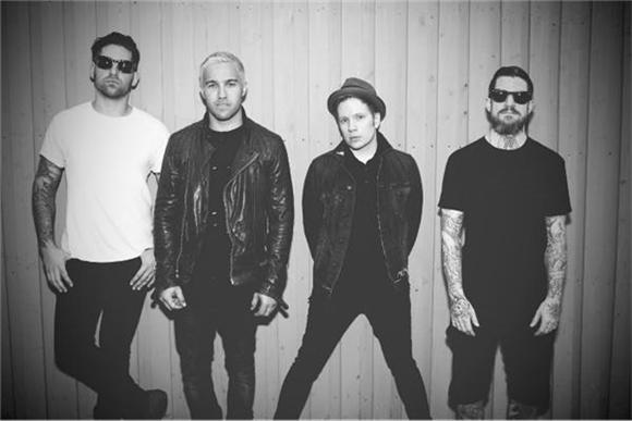 Watch Fall Out Boy Add Unncessary Fuzz To Uptown Funk